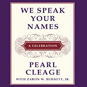 We Speak Your Names Audiobook