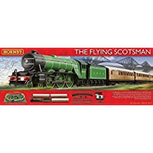 Hornby Flying Scotsman and 3 Coaches 00 Gauge Set by Hornby