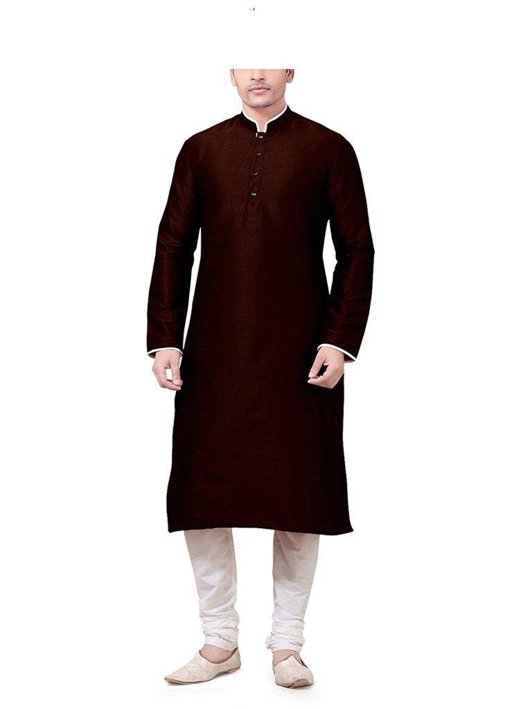Larwa Men's Festive::Wedding Kurta-Pyjami Set