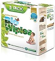 Bio Wipies, Toallas Húmedas para Bebé, 960 Toallas