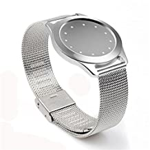 Watchband Replacement, LoveAMZ 16mm Stainless Steel Wristband Watch Band Wrist Strap for Misfit Shine