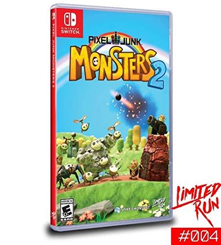 PixelJunk Monsters 2 - Switch Limited Run #4