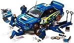 Tamiya 3000242661: 24scale –Set of Rally Mechanics (5) by Tamiya