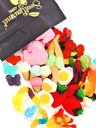 SweetGourmet Farmhouse A Day At The Farm | Gummi Candy Summer Mix | Bulk Party | 2 Pounds