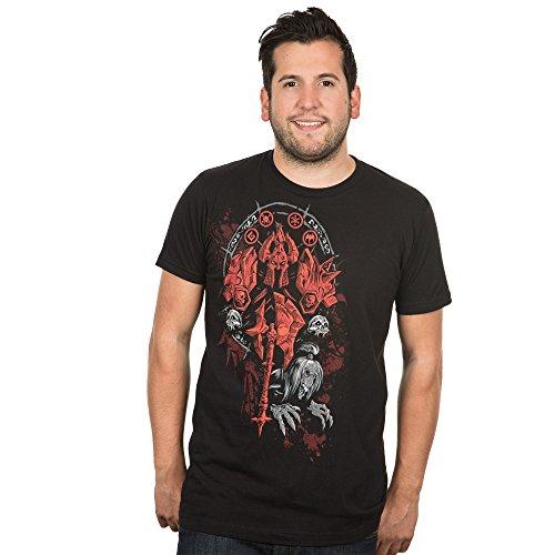 World of Warcraft Death Knight Legendary Class Men's Short Sleeve T-Shirt