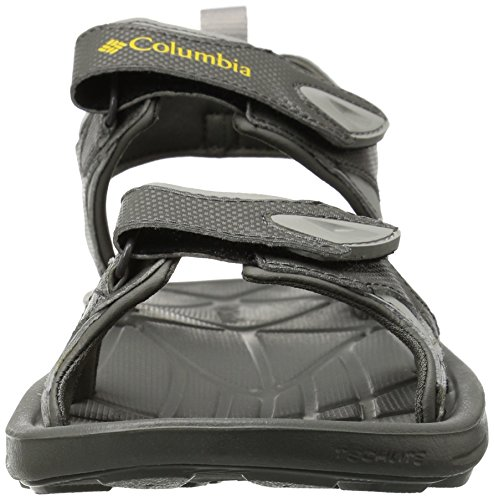 Vent Gris Curry Sandalias Charcoal Gris Techsun para Columbia Yellow 030 hombre vY5w8q