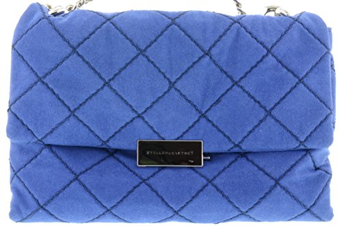 Soft-Becket-Blue-Bag-Stella-Mccartney-Bluebird-Blue-Handbag-New