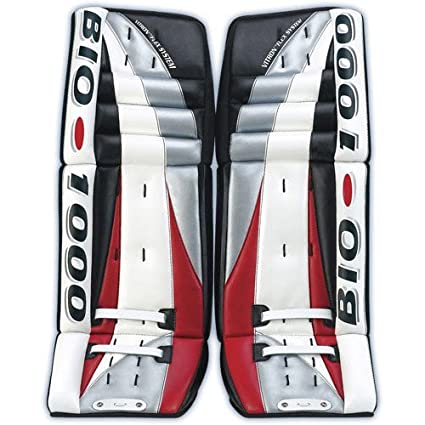Amazon Com Tour Bio 1000 Goalie Leg Pads 36 Inch Sports Outdoors