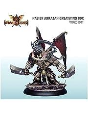 Wrath Of Kings - Nasier: Arkizan Greatwing Box - CMNWOK01011