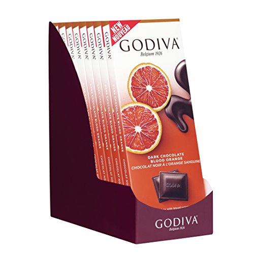 Godiva Chocolatier Chocolate Orange Tablet
