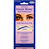 Fran Wilson Instant Brows Makeup Tool, Arched