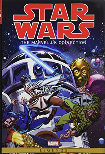 Price comparison product image Star Wars: The Marvel UK Collection Omnibus (Star Wars: Legends)
