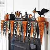 Bewitching Halloween Mantel Scarf - Grandin Road