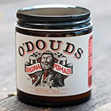 O'Douds Apothecary All Natural Vegan Medium Hold Oil Based Pomade 4oz