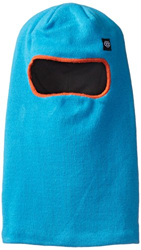 686 Men's Full Face Balaclava, Blue, One -