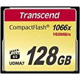 Transcend Information Compact Flash Card None 128 GB