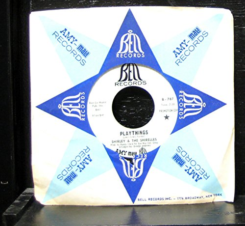 Shirley & The Shirelles - Playthings / Looking Glass for sale  Delivered anywhere in USA