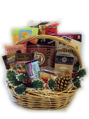 Heart-healthy Holiday Gift Basket
