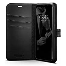 Galaxy S8 Case / Galaxy S8 Wallet Case, Spigen Wallet S - Foldable Cover and Kickstand Feature for Samsung Galaxy S8 (2017) - Black