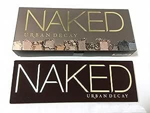 UD Naked Eyeshadow Palette Original - 100% Authentic