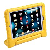 HDE iPad Mini Kids Case Shockproof Handle Stand Cover for Apple iPad Mini 2/3 Retina (Yellow)