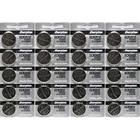 Energizer 2032 IEC - CR2032 3-Volt Lithium Coin Batteries (20 Count)
