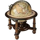 Navigator's Terrestrial Globe in Walnut