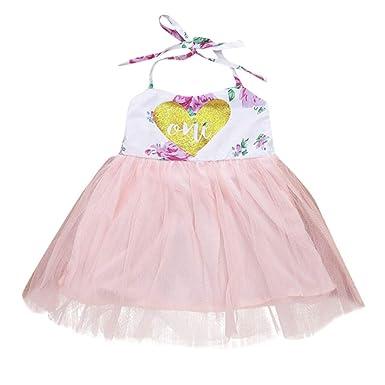 Poachers Vestido Niña Fiesta Verano Princesa Infantil ...