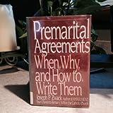 Premarital Agreements, Joseph P. Zwack, 0060550724