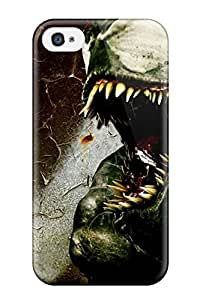 TYH - Fashion Tpu Case For Iphone 5/5s- Venom Defender Case Cover phone case