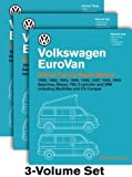 Volkswagen Eurovan Official Factory Repair Manual: 1992, 1993, 1994, 1995, 1996, 1997, 1998, 1999: Gasoline, Diesel, Tdi, 5-Cylinder, and Vr6 Includin by Volkswagen of America (2011) Paperback