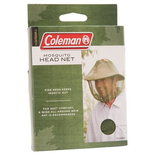 Lawn Care Insects (Coleman 2000014864 Insect Head Net-Quantity 3)