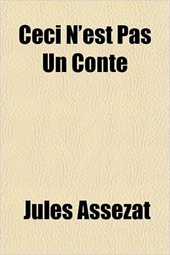 Téléchargement gratuit de manuels d'ebook Ceci N'Est Pas Un Conte PDF