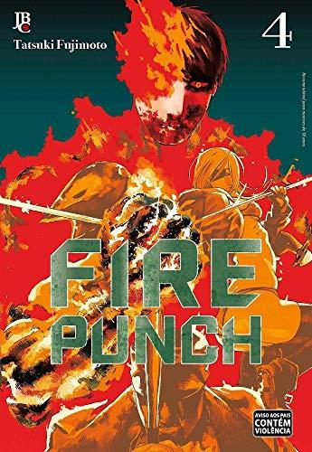 FIRE PUNCH Vol. 04