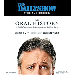 The Daily Show - audio book