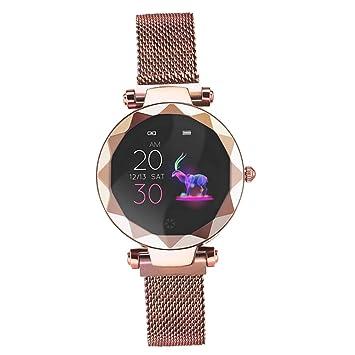 Shiwaki Smartwatch Android Reloj Hombre Deportivo Reloj ...