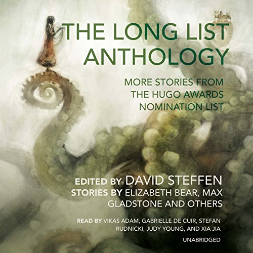 The Long List Anthology book cover