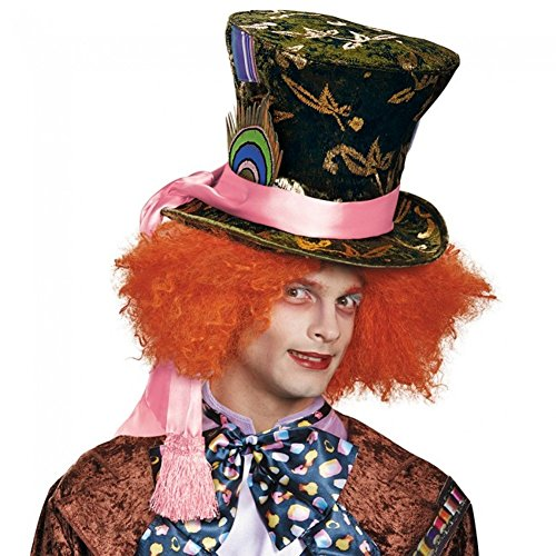 Mad Hatter Prestige Hat Costume Accessory