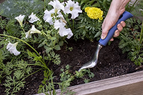 Weed Puller - Weed Digger - Weeding Tool- Hand Held Garden Tool - Features Forked Tip For The Removal Of Dandelions by GUP Gardening! (Image #4)