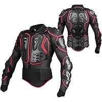 Chaqueta GES con armadura protectora para motocicleta, ropa