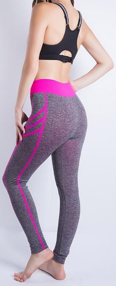 TUAOAO Womens Absorb sweat Power Flex Yoga Pants Nine Pants TUAOAODZ