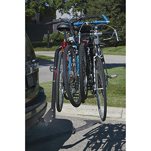 Ironton Hitch-Mounted 4-Bike Rack