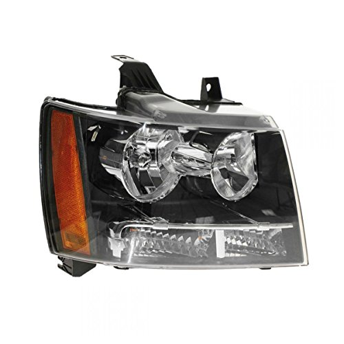 Headlight Headlamp Passenger Side Right RH for 07-13 Suburban Tahoe Avalanche