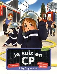 """Afficher """"Je suis en CP n° 13 Chez les pompiers"""""""