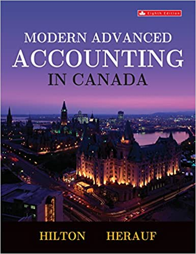 Modern advanced accounting in canada murray hilton darrell herauf modern advanced accounting in canada murray hilton darrell herauf 9781259087554 books amazon fandeluxe Images