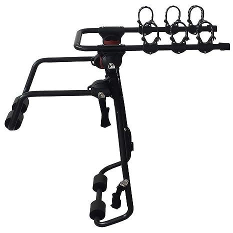 Amazon.com: LALEO - Perchero plegable de 3 bicicletas para ...