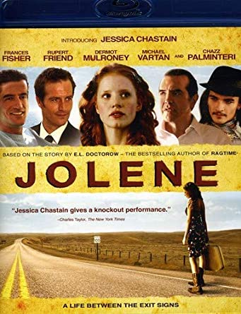 Amazon Jolene Blu Ray Jessica Chastain Rupert Friend