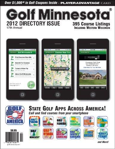 Golf Minnesota Directory Issue - 2012 ()