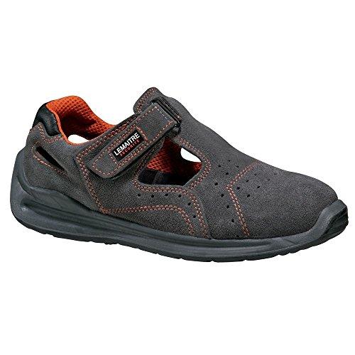 Sicherheit Sandale Lemaitre Sprinter S1SRC Grau / Orange