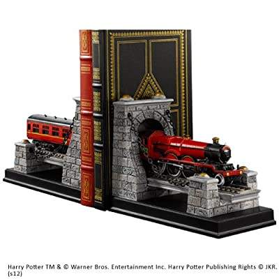 Noble Collection - Harry Potter serre-livres Hogwarts Express 19 cm: Toys & Games